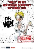 Crazy : New Album out September 2015