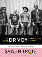 Dr Voy -  November 13 2020 @ Théâtre - La Louvière